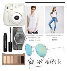 Untitled #17 by hannah-s-b on Polyvore featuring polyvore, fashion, style, DKNY, John Lewis, Urban Decay, Bobbi Brown Cosmetics and clothing