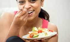 Winona State University scientists found the 'self as doer' approach to dieting - which is when someone imagines themselves as a healthy eater - leads to development of better eating habits.
