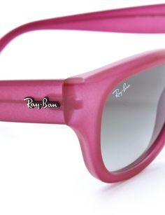 Ray-Ban Pink Wayfarer Sunglasses