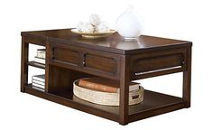Kayden Coffee Table w/Partial Lift Top