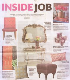 If you want the warmth of Diwali to last through the winter that follows, here are some of the things you should fill your home with. Thank You, Mint Lounge for featuring our Easten Upholstered Ottoman. Link- http://www.gulmoharlane.com/prod…/easton-upholstered-ottoman  #easton #ottoman #productfeature #magazinefeature #gulmoharlane