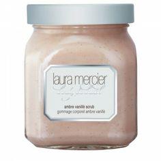 Laura Mercier Body Scrub - Ambre Vanillè 300g