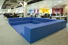 Cool Meeting rooms