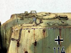 Sd. Kfz. 186 Jagdtiger by Modeler Lengyel Dávid 1:35 Scale