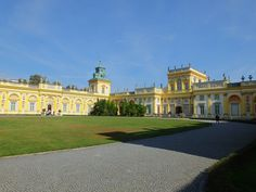 Poland, Louvre, Mansions, House Styles, Building, Travel, Mansion Houses, Villas, Buildings