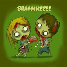 Braaainzz??
