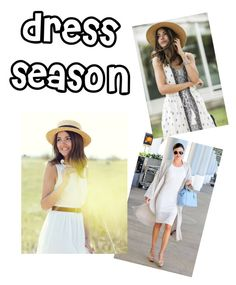 """""""dress season"""" by agentx3001 ❤ liked on Polyvore featuring Kerr®"""