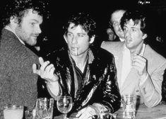 John Travolta, Sylvester Stallone - Studio 54