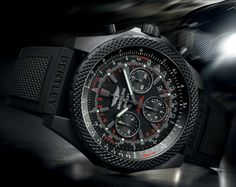 Breitling for Bentley - Light Body Midnight Carbon