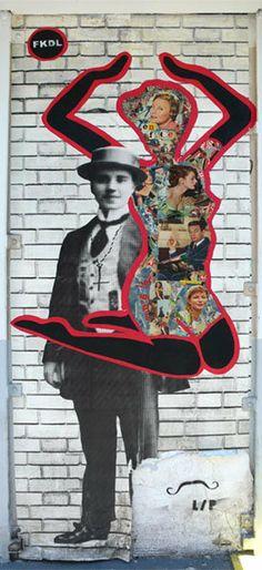 FKDL & Leo & Pipo - street artists