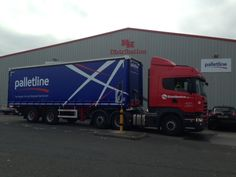 Highland Haulage Distribution increase their urban fleet with two brand new trailers