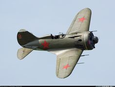 "Polikarpov I-16 aircraft - ""If an aeroplane looks right...."" - utterly beautiful!"