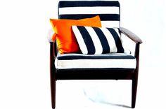 Dänischer Easy Chair 60er Jahre