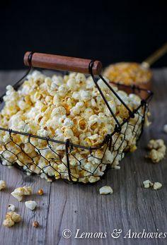 Kettle Corn | Lemons & Anchovies blog