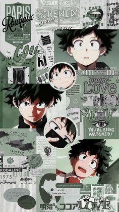 My hero academy Wallpaper Animé, Anime Wallpaper Phone, Cartoon Wallpaper, Anime Backgrounds Wallpapers, Animes Wallpapers, Cute Wallpapers, Otaku Anime, Anime Art, My Hero Academia Episodes