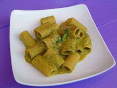 Pasta all'aglio orsino – Ricette Vegan – Vegane – Cruelty Free