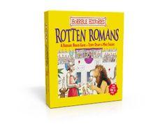 Horrible Histories Rotten Romans Game