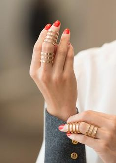 Repossi rings - I like...