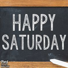 It's finally Saturday! Have a great day! Happy Saturday, Have A Great Day, Make It Simple, Instagram Posts, Fun, Have A Happy Day, Funny