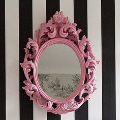 If we have a girl someday, I'd like to DIY this.... {The French Bedroom Company, as seen in Livingetc Feb 2012}