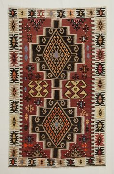 Adana Old Kilim by KILIM HOUSE