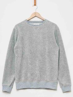 Soulland / Cazorla Sweat | Grey