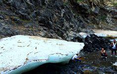 Hiking in Ice Valley- hike in Yolyn am, travel to Gobi Desert