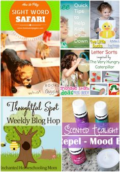 The Thoughtful Spot is a place to gather every week to share your family friendly posts, crafts, educational ideas, recipes, and more! - abccreativelearning.com