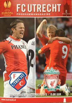 30/9/2010 FC Utrecht v Liverpool