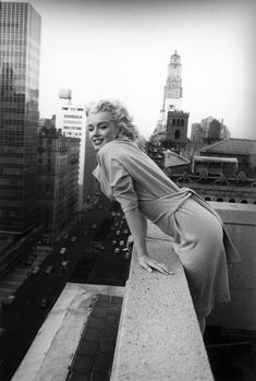 Marilyn Monroe in NYC, New York