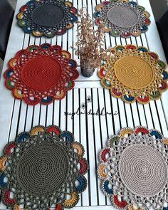 Crochet Fabric, Freeform Crochet, Crochet Home, Filet Crochet, Crochet Gifts, Crochet Doilies, Crochet Flowers, Knit Crochet, Craft Stick Crafts