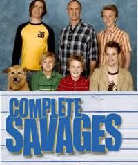 Complete Savages - best show ever! Sad it didn't finish its season