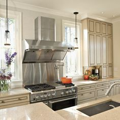 Idea House Kitchens | Contemporary kitchen | SouthernLiving.com