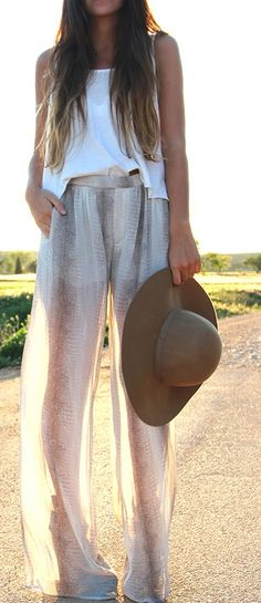 fun summer pants