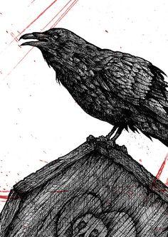 El Arte de Richey Beckett [ilustraciones]