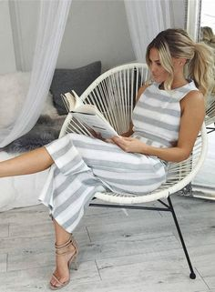 women's striped fashion trend