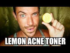Lemon Acne & Brightening Toner