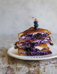 Yhdistä leivälle yllättäviä makuja. Suolaisen ja makean yhdistelmä toimii aina!