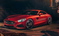 Mercedes Benz AMG GT Coming in 2016