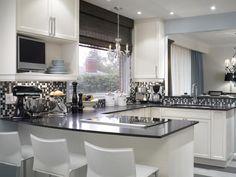 Kitchen Backsplash Beauties : Rooms : Home & Garden Television