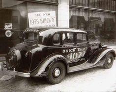 Sedan , Post War Styling..