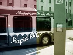 Welcome to Chucksville and the Rapid Ride!