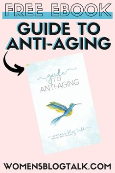 Guide to Anti-Aging FREE Ebook – Tips and Tricks for Better Skin Get the best and most comprehensive anti-aging tips, anti-aging secrets, anti-aging skincare routines and more with this free ebook! Learn natural home. Anti Aging Tips, Best Anti Aging, Anti Aging Cream, Anti Aging Skin Care, Natural Skin Care, Natural Beauty, Home Remedies For Wrinkles, Skin Care Routine For 20s, Skincare Routine