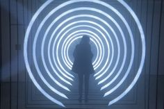 New Light Installation is Like a Giant Portal to Another World | News Design List