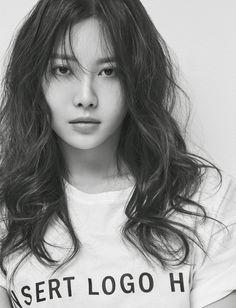 Yura (Girl's Day) - Allure Magazine January Issue '17