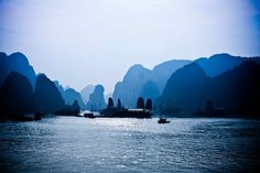 Halong Bay, Vietnam...one of the most beautiful places in the world