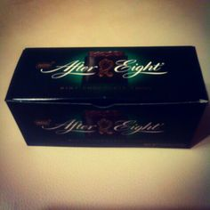 After Eight - mint chocolate