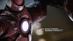 Art of Titles - the Avengers