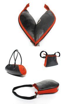 """Schreif hat sich etwas Besonderes zum Valentinstag ausgedacht und bietet alle """"knall-roten"""" Taschen bis zum 14.2. 20% günstiger an. Sling Backpack, Backpacks, Bags, Fashion, Valantine Day, Taschen, Leather, Handbags, Moda"""