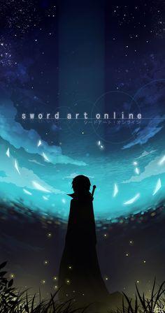 Sword Art Online SAO ソードアートオンライン Kirito Kirigaya Kazuto